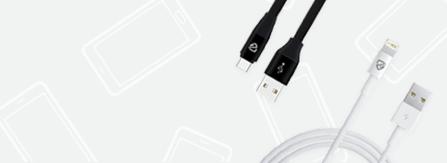 Smartphone opladers & kabels