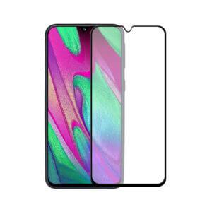 Samsung Galaxy A40 screenprotector gehard glas - Edge to Edge - Telefoonglaasje