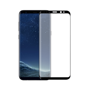 Samsung Galaxy S8 screenprotector gehard glas - Edge to Edge - Telefoonglaasje
