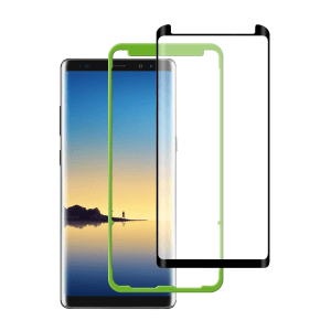 Samsung Galaxy Note 8 Case friendly screenprotector gehard glas - Telefoonglaasje