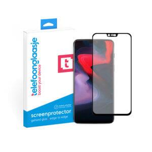 OnePlus 6 screenprotector Telefoonglaasje