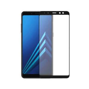 Samsung Galaxy A8 2018 screenprotector gehard glas - Edge to Edge - Telefoonglaasje