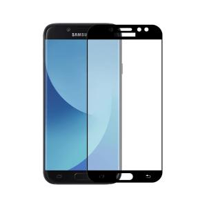 Samsung Galaxy J7 2017 screenprotector gehard glas - Edge to Edge - Telefoonglaasje