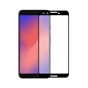 Google Pixel 3 screenprotector gehard glas - Edge to Edge - Telefoonglaasje