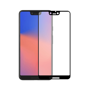Google Pixel 3 XL screenprotector gehard glas - Edge to Edge - Telefoonglaasje