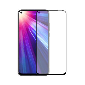 Honor View 20 screenprotector gehard glas - Edge to Edge - Telefoonglaasje
