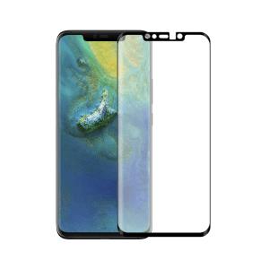 Huawei Mate 20 Pro screenprotector gehard glas - Edge to Edge - Telefoonglaasje