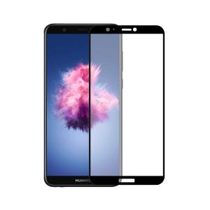 Huawei P Smart 2018 screenprotector gehard glas - Edge to Edge - Telefoonglaasje