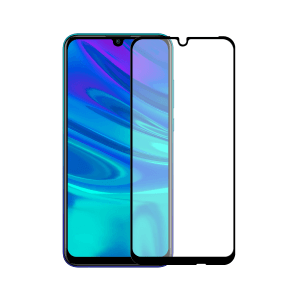 Huawei P Smart 2019 screenprotector gehard glas - Edge to Edge - Telefoonglaasje