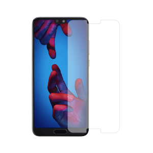 Huawei P20 screenprotector gehard glas - Standard Fit - Telefoonglaasje