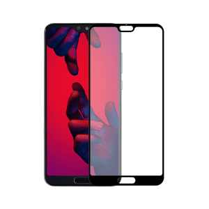 Huawei P20 Pro screenprotector gehard glas - Edge to Edge - Telefoonglaasje