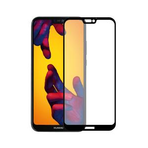 Huawei P20 Lite screenprotector gehard glas - Edge to Edge - Telefoonglaasje