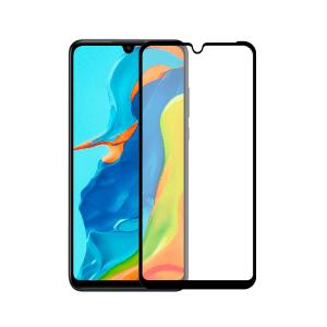 Huawei P30 Lite screenprotector gehard glas - Edge to Edge - Telefoonglaasje