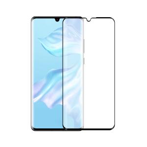 Huawei P30 Pro screenprotector gehard glas - Edge to Edge - Telefoonglaasje