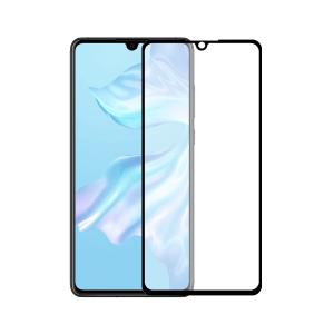 Huawei P30 screenprotector gehard glas - Edge to Edge - Telefoonglaasje