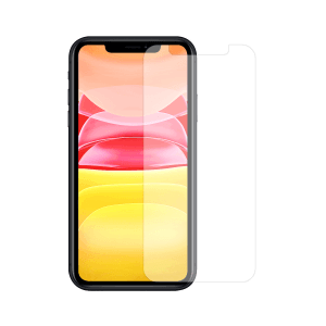 iPhone 11 screenprotector gehard glas - Standard Fit - Telefoonglaasje