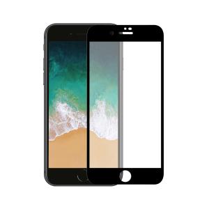 iPhone 7 Plus screenprotector gehard glas - Edge to Edge - Telefoonglaasje