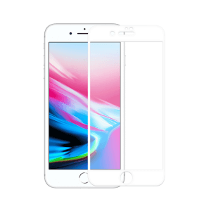 iPhone 8 screenprotector gehard glas - Edge to Edge - Telefoonglaasje