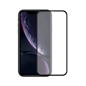 iPhone XR screenprotector gehard glas - Edge to Edge - Telefoonglaasje