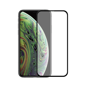 iPhone XS screenprotector gehard glas - Edge to Edge - Telefoonglaasje