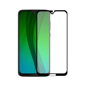 Motorola Moto G7 screenprotector gehard glas - Edge to Edge - Telefoonglaasje