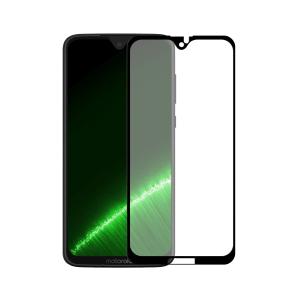 Motorola Moto G7 Plus screenprotector gehard glas - Edge to Edge - Telefoonglaasje