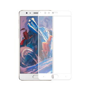 OnePlus 3T screenprotector gehard glas - Edge to Edge - Telefoonglaasje