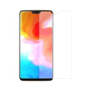 OnePlus 6 screenprotector gehard glas - Standard Fit - Telefoonglaasje