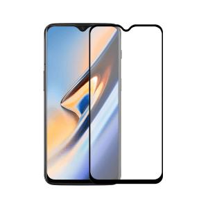 OnePlus 6T screenprotector gehard glas - Edge to Edge - Telefoonglaasje