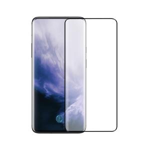 OnePlus 7 Pro screenprotector gehard glas - Edge to Edge - Telefoonglaasje