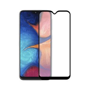Samsung Galaxy A20e screenprotector gehard glas - Edge to Edge - Telefoonglaasje