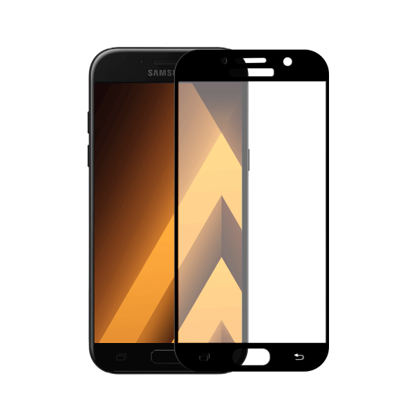 Samsung Galaxy A5 2017 screenprotector gehard glas - Edge to Edge - Telefoonglaasje