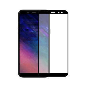 Samsung Galaxy A6 2018 screenprotector gehard glas - Edge to Edge - Telefoonglaasje