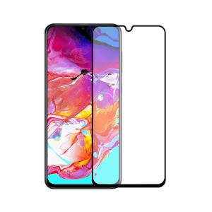 Samsung Galaxy A70 screenprotector gehard glas - Edge to Edge - Telefoonglaasje