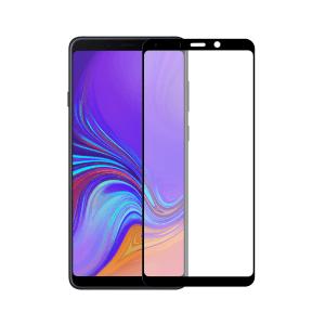 Samsung Galaxy A9 2018 screenprotector gehard glas - Edge to Edge - Telefoonglaasje