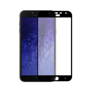 Samsung Galaxy J4 2018 screenprotector gehard glas - Edge to Edge - Telefoonglaasje