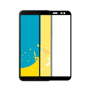 Samsung Galaxy J6 2018 screenprotector gehard glas - Edge to Edge - Telefoonglaasje