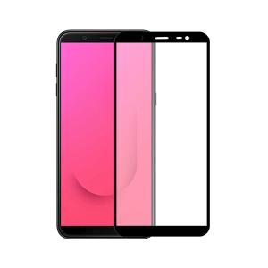 Samsung Galaxy J8 2018 screenprotector gehard glas - Edge to Edge - Telefoonglaasje