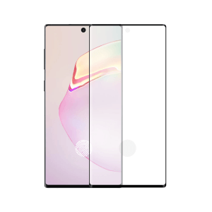 Samsung Galaxy Note 10 Plus screenprotector gehard glas - Edge to Edge - Telefoonglaasje