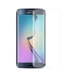 Samsung Galaxy S6 Edge screenprotector gehard glas - Edge to Edge - Telefoonglaasje