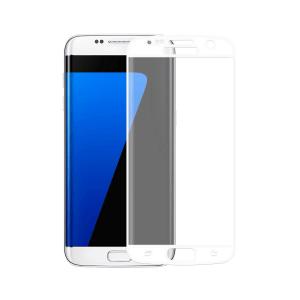 Samsung Galaxy S7 Edge screenprotector gehard glas - Edge to Edge - Telefoonglaasje