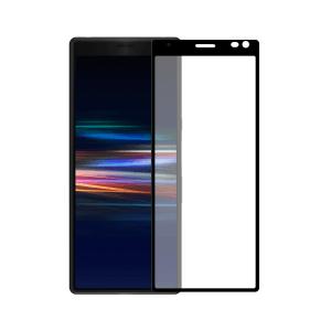 Sony Xperia 10 screenprotector gehard glas - Edge to Edge - Telefoonglaasje