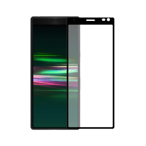 Sony Xperia 10 Plus screenprotector gehard glas - Edge to Edge - Telefoonglaasje