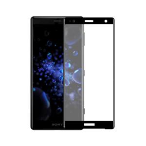 Sony Xperia XZ2 screenprotector gehard glas - Edge to Edge - Telefoonglaasje