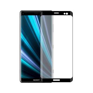 Sony Xperia XZ3 screenprotector gehard glas - Edge to Edge - Telefoonglaasje