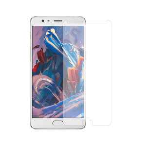 OnePlus 3T screenprotector gehard glas - Standard Fit - Telefoonglaasje