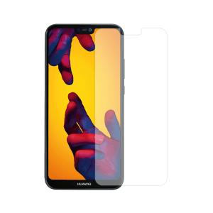 Huawei P20 Lite screenprotector gehard glas - Standard Fit - Telefoonglaasje