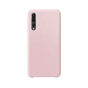 Huawei P20 Pro siliconen back case - Pink sand