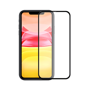 iPhone 11 screenprotector gehard glas - Edge to Edge - Telefoonglaasje