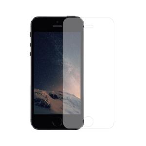 iPhone 5 screenprotector gehard glas - Standard Fit - Telefoonglaasje